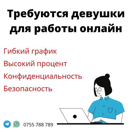 Работа в онлайн чате для девушек мамба работа для девушек